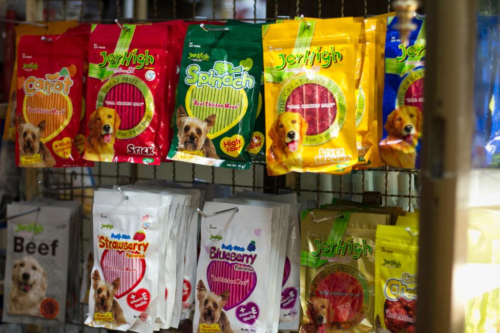 Chatuchak BKK Shopping - Dog Treats