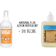 Natural Flea and Tick Repellents for Dogs | Vanillapup