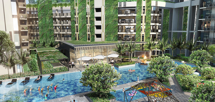 Gem Residences Pet-friendly Condo | Vanillapup