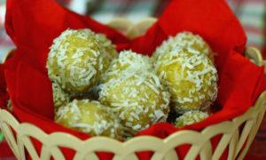 Dog Pumpkin Ondeh-ondeh Recipe | Vanillapup