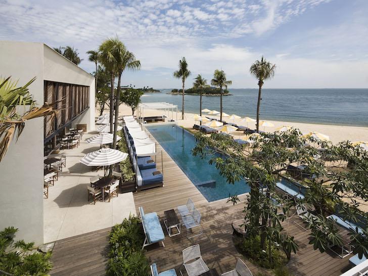 Dog-friendly Wedding-Venue-Tanjong Beach Club Outdoors | Vanillapup