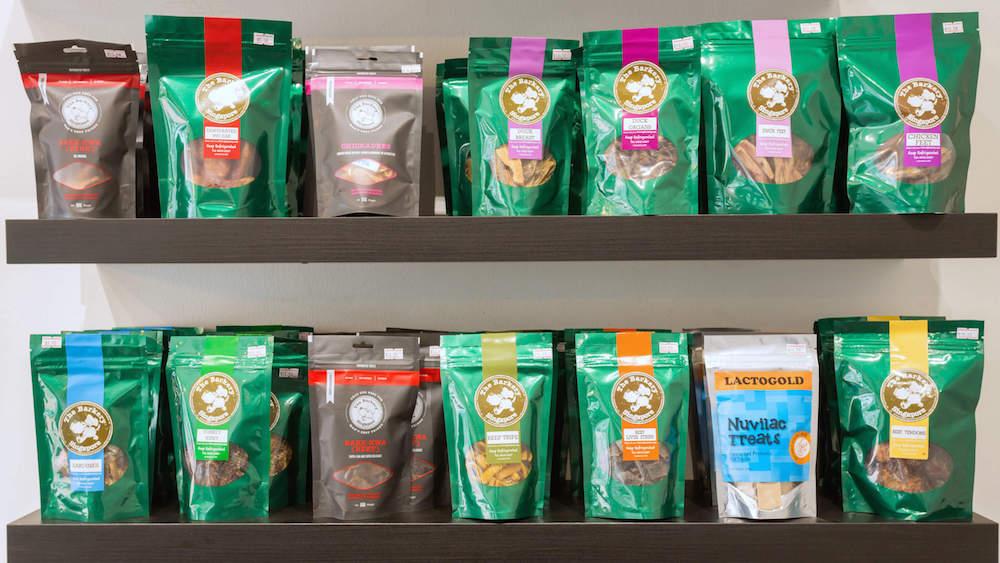 The Barkery Singapore Dehydrated Treats | Vanillapup