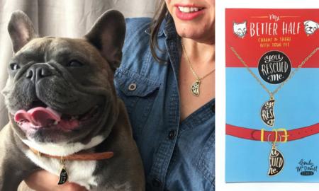 My Better Half Emily Mcdowell Pet Charms | Vanillapup