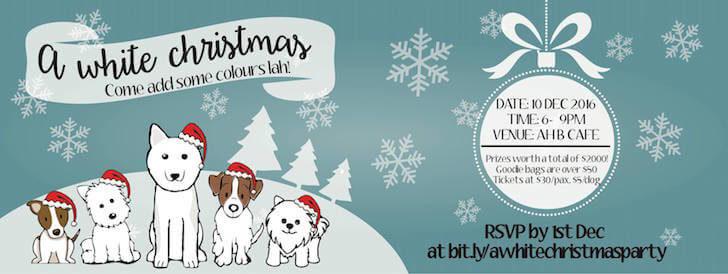 Event: A White Christmas Party [10 Dec 2016]