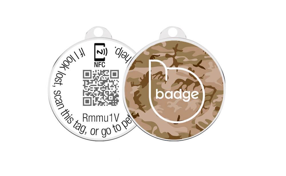 Pet Widget Badge
