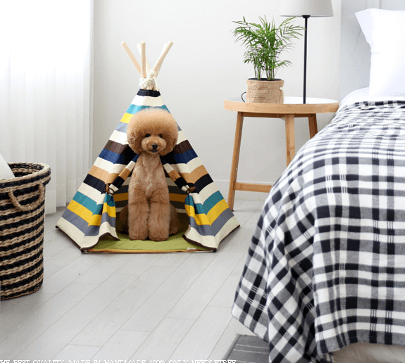 Snooze For Pooch Teepee