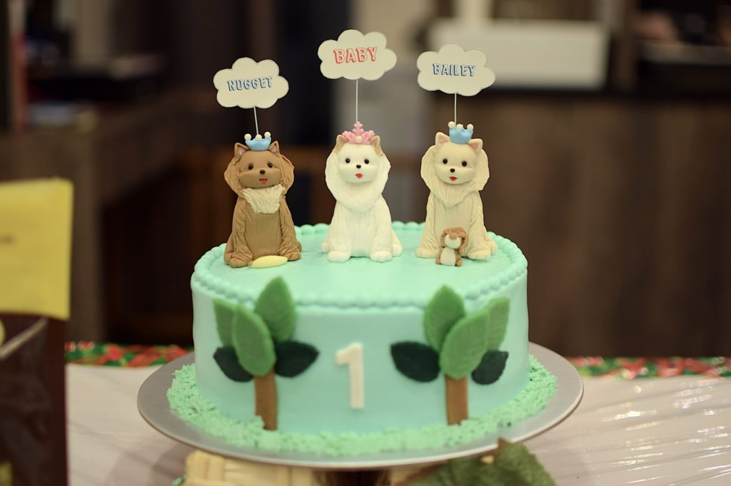 Cobam Birthday Cake | Vanillapyp