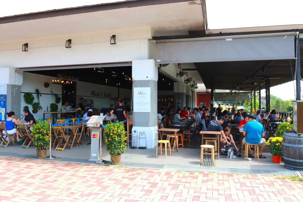 Dog-friendly Whisk and Paddle Cafe Front | Vanillapup